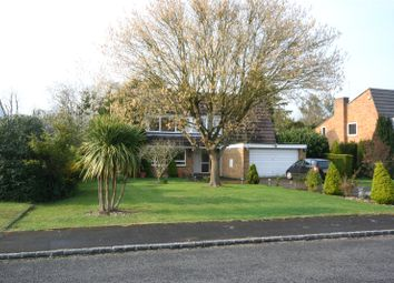 Thumbnail 4 bed detached house for sale in Meadway Park, Gerrards Cross, Buckinghamshire