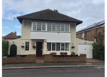 Thumbnail 4 bed detached house for sale in Cavendish Road, Bognor Regis