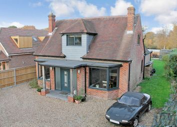 Thumbnail 4 bed detached house for sale in Burridge Road, Burridge, Southampton