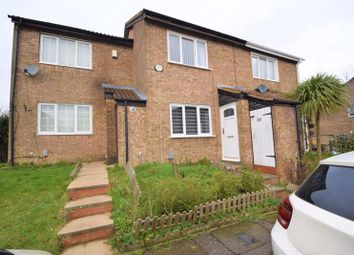 2 bed terraced house for sale in Repton Close, Luton LU3