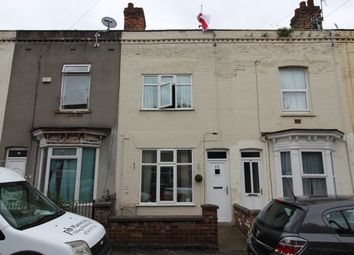 Thumbnail Terraced house for sale in Darwin Street, Gainsborough