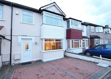 Thumbnail 2 bed terraced house to rent in Lea Crescent, Ruislip