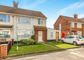 Thumbnail 3 bed terraced house for sale in Rotherham Avenue, Stockton-On-Tees