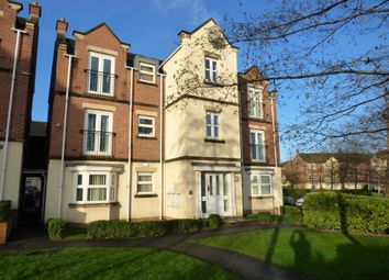 Thumbnail 2 bedroom flat for sale in Whitehall Croft, Leeds