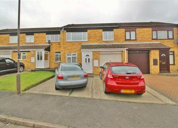 Thumbnail 3 bed terraced house for sale in Harlans Close, Eaglestone, Milton Keynes