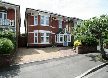 Thumbnail 4 bed detached house for sale in Fitzharris Avenue, Winton, Bournemouth