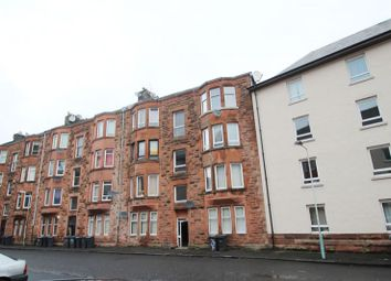 Thumbnail 1 bed flat for sale in 26, Highholm Street, Flat 3-1, Port Glasgow PA145Hl