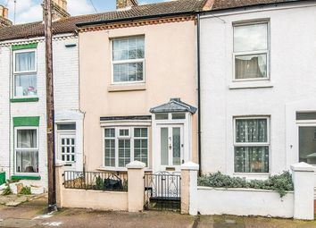 Thumbnail 2 bed terraced house for sale in Lorne Road, Ramsgate