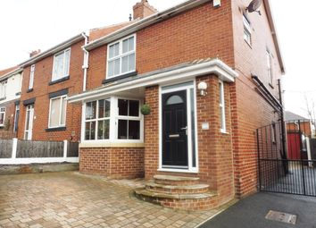 Thumbnail 3 bed semi-detached house for sale in Princess Street, Mapplewell