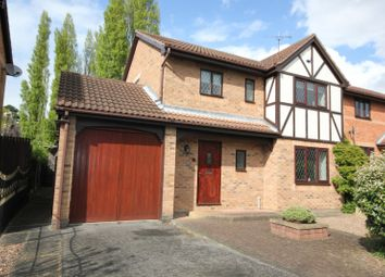 Thumbnail 4 bed detached house for sale in Ambleside Grange, Worksop