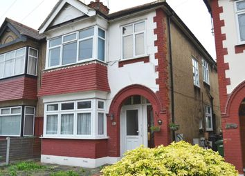 Thumbnail 2 bed flat to rent in Tenby Close, Chadwell Heath, Romford
