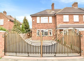 Thumbnail 4 bed semi-detached house for sale in Bedford Road, Ruislip Gardens, Middlesex