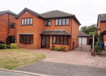4 bed detached house for sale in Tudor Way, Walsall WS6