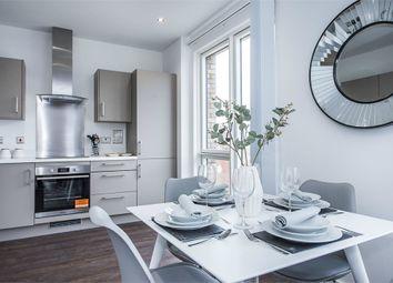 Thumbnail 2 bedroom flat to rent in Samuel Building, 9 Frobisher Yard, London