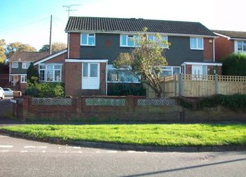 Thumbnail 3 bedroom property to rent in Frogmore Lane, Waterlooville, Hampshire