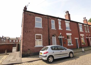 Thumbnail 3 bed end terrace house for sale in Tunnicliffe Street, Macclesfield, Cheshire