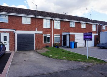 Thumbnail 3 bedroom terraced house for sale in Rushwater Close, Wombourne