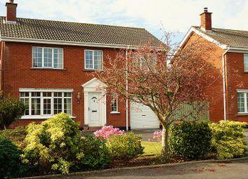 Thumbnail 4 bedroom detached house for sale in Ballycrochan Court, Bangor