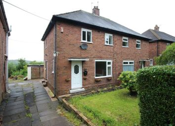 Thumbnail 2 bed semi-detached house for sale in St. Nicholas Avenue, Norton, Staffordshire