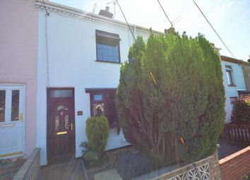 Thumbnail 2 bed terraced house to rent in Gorleston Road, Oulton, Lowestoft