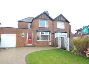 Thumbnail 3 bed semi-detached house to rent in Kingsley Road, Harrogate, North Yorkshire