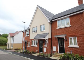 Thumbnail 3 bed terraced house to rent in Hazelbourne Avenue, Borough Green, Sevenoaks