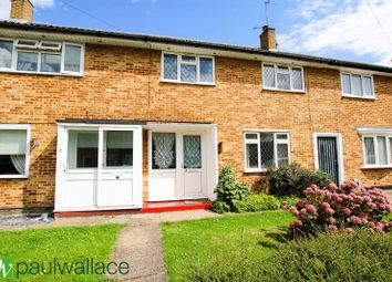 Thumbnail 3 bed terraced house for sale in Wavell Close, Cheshunt, Waltham Cross