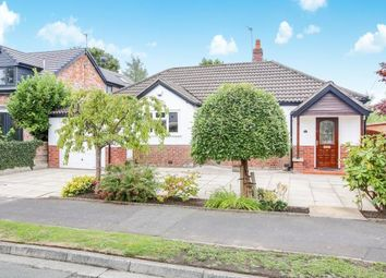 Thumbnail 3 bed bungalow for sale in The Circuit, Wilmslow, Cheshire, .
