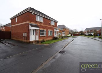 Thumbnail 3 bed semi-detached house to rent in Ealinger Way, Pendlebury, Swinton, Manchester