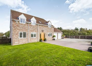 Thumbnail 5 bed detached house for sale in Wistow Road, Selby