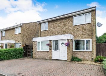 Thumbnail 4 bed detached house for sale in Townsend Road, Needingworth, St. Ives, Huntingdon