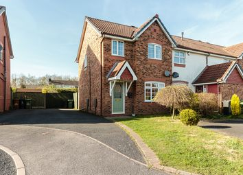 Thumbnail 3 bedroom semi-detached house for sale in Dunnerdale Road, Walsall