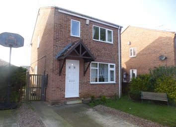 Thumbnail 3 bed detached house for sale in Spinners Close, Sleaford