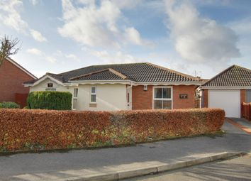 Thumbnail 3 bed detached bungalow for sale in Aysgarth Rise, Bridlington