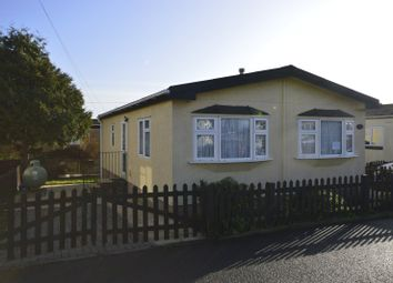 1 bed detached house for sale in Maple Road Hoo Marina Park, Vicarage Lane, Hoo, Rochester ME3