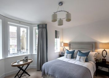 Thumbnail 4 bedroom terraced house to rent in Claude Road, London