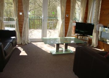 Thumbnail 2 bed flat for sale in Swainswood Leisure Park, Park Road Overseal