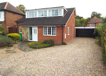 Thumbnail 4 bed detached house for sale in Highcroft Drive, Wollaton, Nottingham, Nottinghamshire