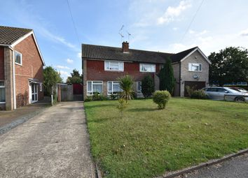 Thumbnail 3 bed semi-detached house for sale in Viking Road, Maldon
