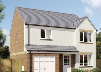 "Thumbnail 4 bed detached house for sale in ""The Balerno"" at South Gyle Wynd, Edinburgh"