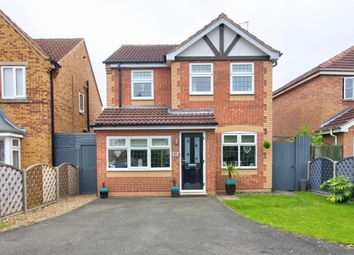 3 bed detached house for sale in Wheatfield Close, Glenfield, Leicester LE3