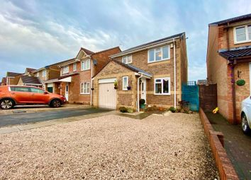 Thumbnail 3 bed detached house for sale in Broadoak Road, East Bower, Bridgwater