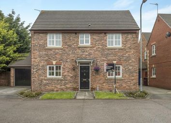 Thumbnail 3 bed detached house for sale in Brentwood Grove, Kirkby, Merseyside, Uk