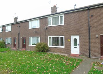 Thumbnail 2 bed terraced house to rent in Bentinck Crescent, Pegswood, Morpeth