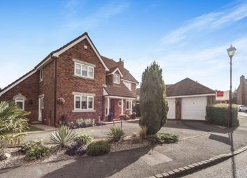 Thumbnail 4 bed detached house for sale in Beamish Close, Appleton, Warrington, Cheshire