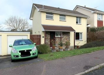 Thumbnail 3 bed detached house for sale in Greig Drive, Barnstaple