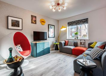 """Thumbnail 3 bed semi-detached house for sale in """"The Northbridge """" at St. Catherines Villas, Wakefield"""