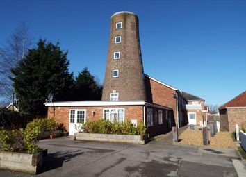 Thumbnail 2 bedroom flat for sale in Town Street, Upwell, Norfolk