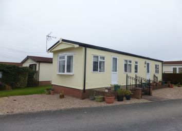 Thumbnail 2 bed mobile/park home for sale in Eaves Green Park, Meriden, Coventry