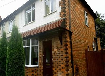 Thumbnail 3 bed semi-detached house for sale in Ringwood Crescent, Nottingham, Nottinghamshire